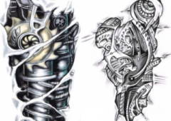 Biomechanical Style